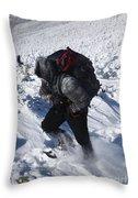 South Twin Mountain - White Mountains New Hampshire  Throw Pillow by Erin Paul Donovan