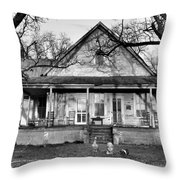 Southern Comfort Throw Pillow by Jan Amiss Photography