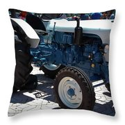 Spyder Bisnonno Throw Pillow by DigiArt Diaries by Vicky B Fuller