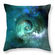 Stellar Matter Throw Pillow by Corey Ford