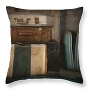 Stranded Throw Pillow by Amy Weiss