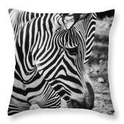 Stripes Throw Pillow by Saija  Lehtonen