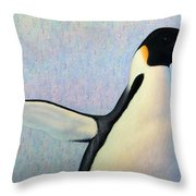 Summertime Throw Pillow by James W Johnson