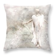 Take Me Home Throw Pillow by Jacky Gerritsen
