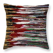 Tears Of The Sun Throw Pillow by Ralph White