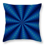 Ten Minute Art 5 Throw Pillow by David Lane