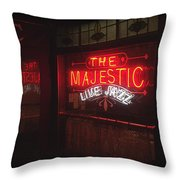 The Majestic Throw Pillow by Tim Nyberg