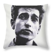 The Times They Are A Changin'  2013 Throw Pillow by Luis Ludzska