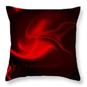 Things That Go Bumb In The Night Throw Pillow by David Lane
