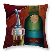 Three Million Net Throw Pillow by Shannon Grissom