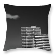 Three Steps to Heaven Throw Pillow by Dave Bowman