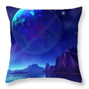 Tranta 3 Throw Pillow by Corey Ford