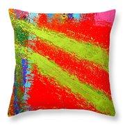 Unison Throw Pillow by John  Nolan
