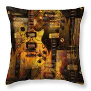 Use You Illusion Throw Pillow by Bill Cannon