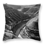 Utah Outback 15 Throw Pillow by Mike McGlothlen