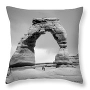 Utah Outback 17 Throw Pillow by Mike McGlothlen