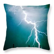 Way To Close For Comfort Throw Pillow by James BO  Insogna