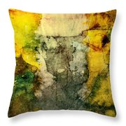 When Clouds Become Cages Throw Pillow by Brett Pfister