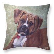 Windsor Throw Pillow by Elizabeth Ellis