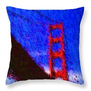You Know What It Is Throw Pillow by Paul Wear