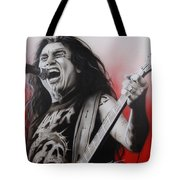 'arhhhhhhhh' Tote Bag by Christian Chapman Art
