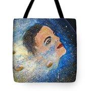 Barack Obama  Stars Tote Bag by Augusta Stylianou