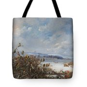 Birds of a Feather Tote Bag by  Charles Henry Clifford  Baldwyn