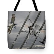 Gotcha Tote Bag by Pat Speirs