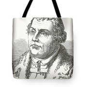 Martin Luther  Tote Bag by English School