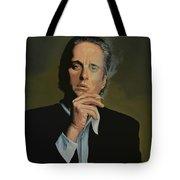 Michael Douglas Tote Bag by Paul Meijering