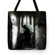 The Asylum Project - Waiting For The Miracle Tote Bag by Erik Brede