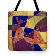 0268 Abstract Thought Tote Bag by Chowdary V Arikatla