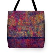 0799 Abstract Thought Tote Bag by Chowdary V Arikatla