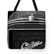 1907 Cadillac Model M Touring Grille Emblem Tote Bag by Jill Reger