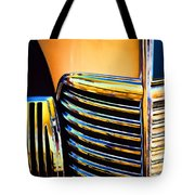 1939 Studebaker Champion Grille Tote Bag by Carol Leigh