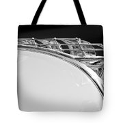 1950 Plymouth Hood Ornament Tote Bag by Jill Reger