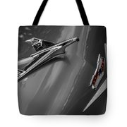 1955 Chevrolet Bel Air Eagle Tote Bag by Ron Pate