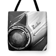 1957 Ford Ranchero Pickup Truck Taillight Tote Bag by Jill Reger