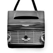 1963 Aston Martin DB4 Series V Vantage GT Grille Tote Bag by Jill Reger