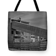 Abandoned Factory At Vadu Tote Bag by Gabriela Insuratelu