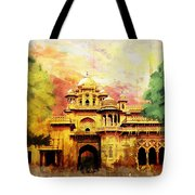 Aitchison College Tote Bag by Catf