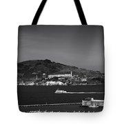 Alcatraz Island Tote Bag by Mountain Dreams