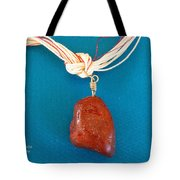 Aphrodite Genetyllis Necklace Tote Bag by Augusta Stylianou