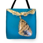Aphrodite Mechanitis Necklace Tote Bag by Augusta Stylianou