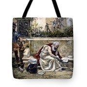Archimedes  Tote Bag by Granger