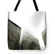 Architectural Photographs Of Business Tote Bag by David Wile