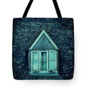 Attic Window Tote Bag by Jill Battaglia