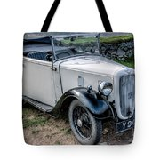 Austin 7 Tote Bag by Adrian Evans