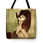 Babe Passion Tote Bag by Shlomo Zangilevitch