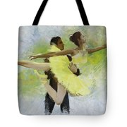 Belly Dancers Tote Bag by Corporate Art Task Force
